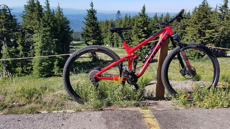 Mountain Bike Rental – Trial program.