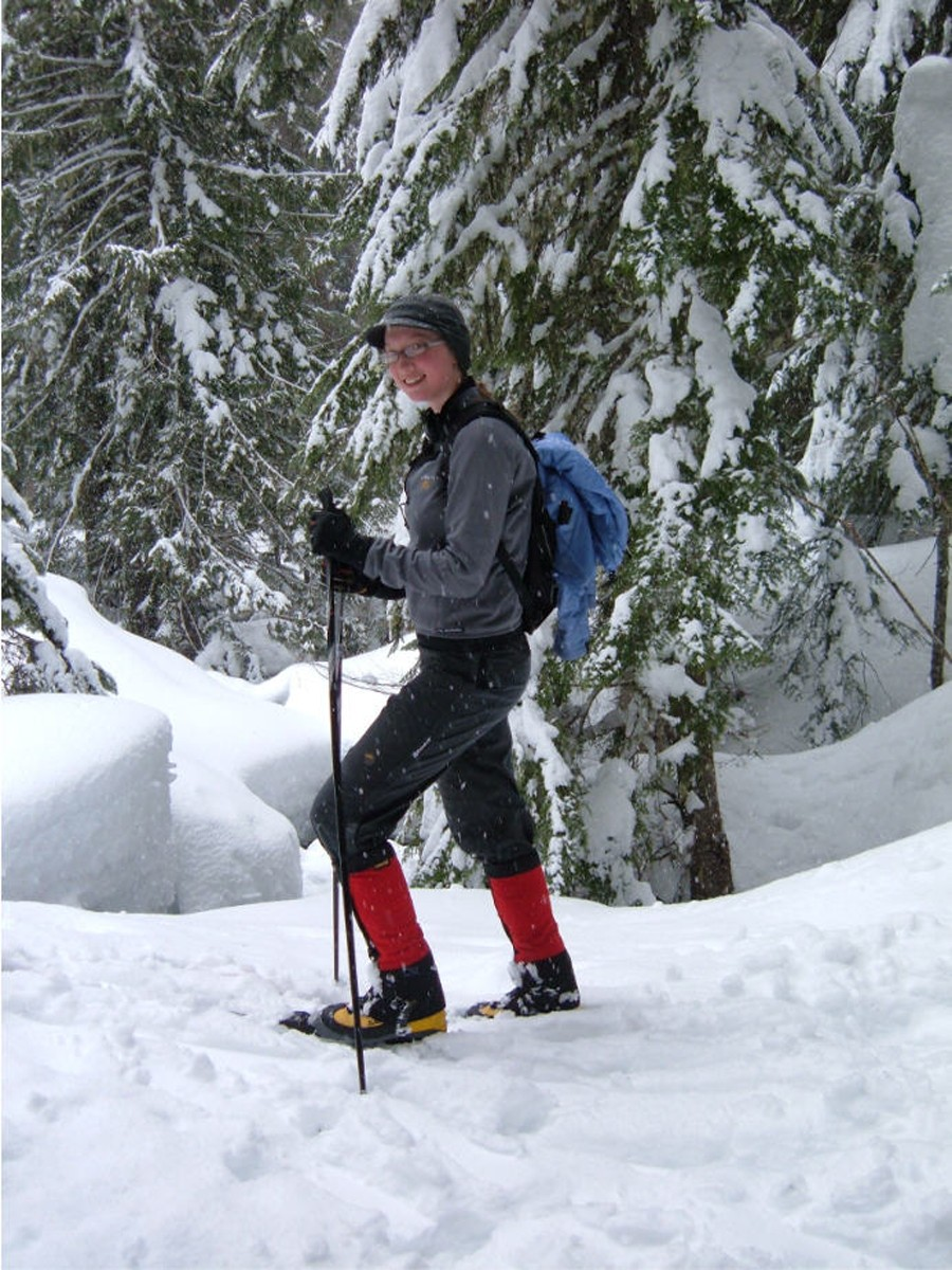 Yellowjacket Cross Country Skiing Trail