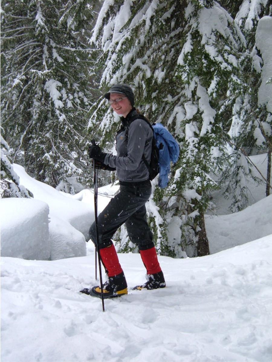 Yellowjacket Cross Country Skiing Trail